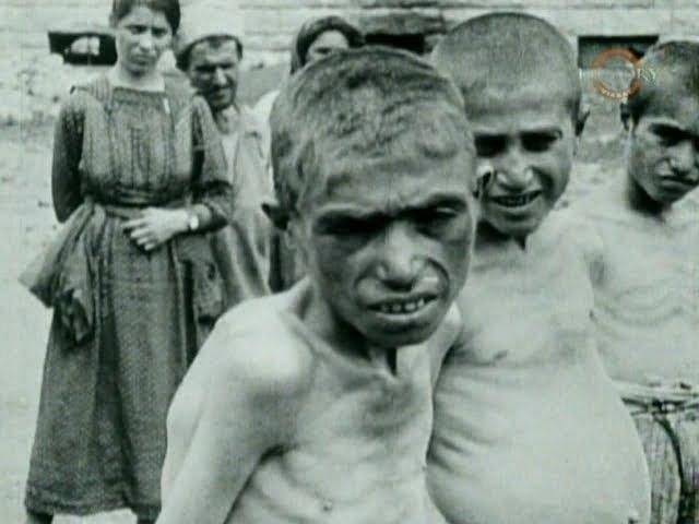 Топ-10 Зверских случаев геноцида - Интересные факты