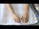 Роза и заботливые руки Lasko алмазная мозаика