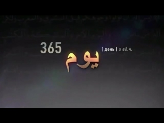 Чудеса Корана - повторение слов и чисел в Коране