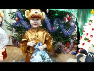 «С наступающим!» под музыку Детские Новогодние Песенки - Новогодний хоровод. Picrolla