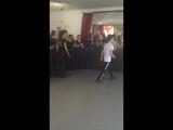 Открытый урок 31 января. Школа кавказского танца Ловзар г. Томск. Лезгинка