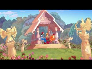 Добрыня Никитич и Змей Горыныч - Три девицы - Вот это любовь! (Песни из мультфильмов)