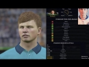 Изменение Аршавина с FIFA 07 до 15 _ Arshavin from FIFA 07 to 15 (Face Rotation and Stats)(1)