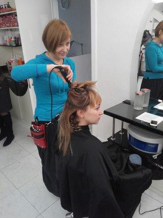 Салон длинные волосы в волгодонске