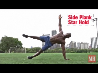 22 plank variations with mozart