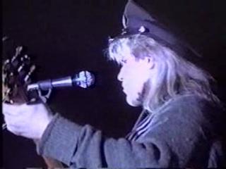 Алексей Глызин - Соленое море (live) 1990