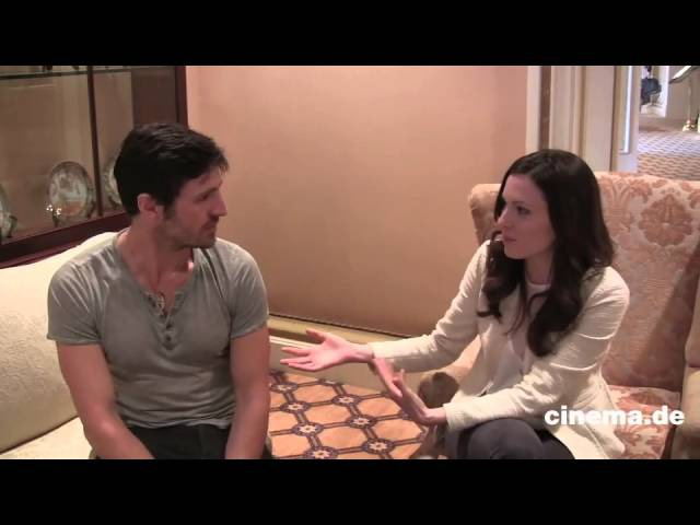 Eoin Macken und Jill Flint The Night Shift Interview CINEMA-Redaktion