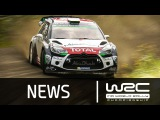 WRC - Neste Oil Rally Finland 2015: Stages 1 - 4