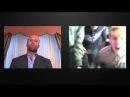 Джейсон Стэтхэм в видеочате Часть 2 Videochatru version