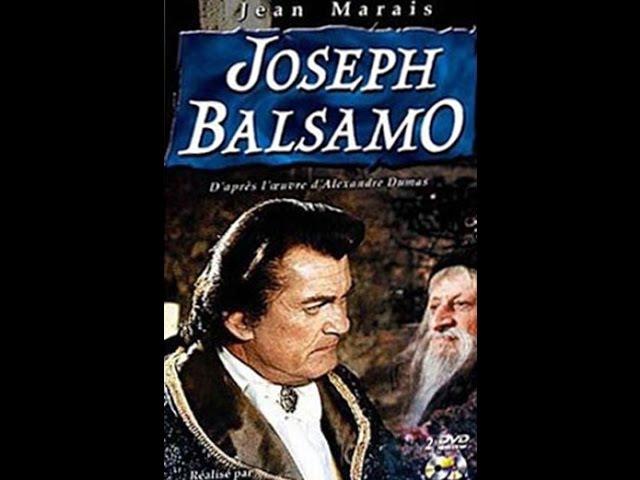 Жозеф Бальзамо 01