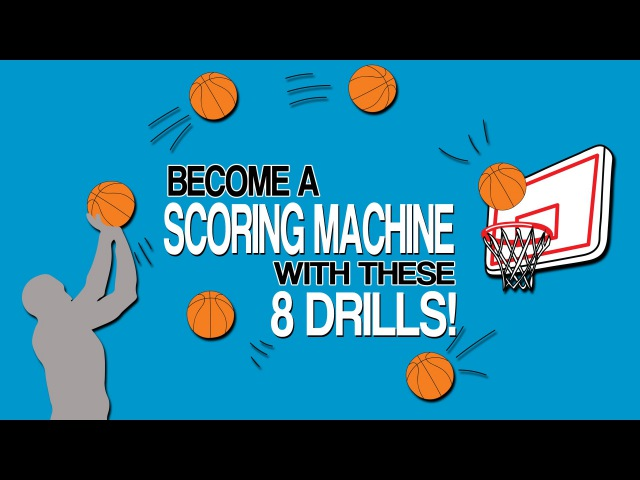 How To Become A Better Scorer! Shooting Guard Workout To Dominate The Wing!