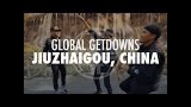 Global Getdowns Jiuzhaigou, China @odesza | KINJAZ