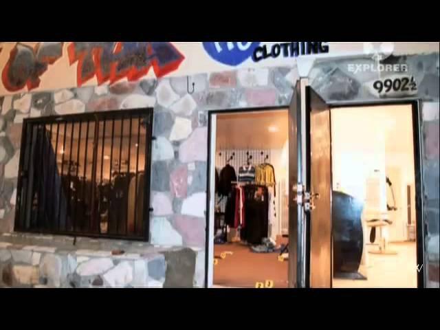 Фильм про банды Лос Анджелеса.Район Compton