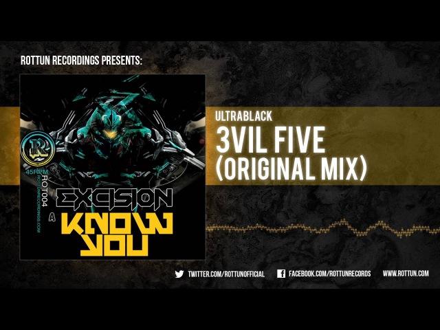 Ultrablack – 3vil Five [Rottun]