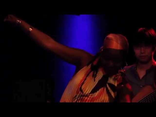Rachelle Ebony Jeanty - the AfroJazz Experience @ WDK