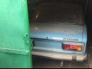 Новая шестерка ВАЗ-2106, простоявшая 25 лет в гараже, капсула времени. Часть 1 Lada Barnfind