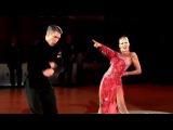Miha Vodicar - Nadiya Bychkova, Brno Open 2013, WDSF WO latin, final - jive