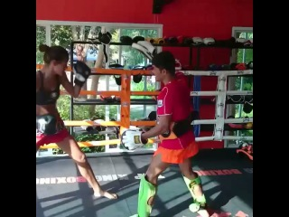 GracieCarvalho on Instagram: Love me some Elbows  , if you guys ever want to go to Thailand and try some REAL TRADITIONAL Muaythai ,  I recommend this training camp