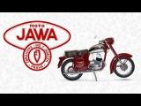 История мотоциклов - Jawa