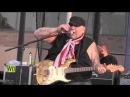 POPA CHUBBY Working Class Blues Rock Me Baby 7-18-14