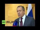 Туркменистан: Лавров отвечает на Штайнмайер о Германии изнасилования обвинения.