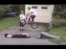 Insane BMX Fails Funny edition!!