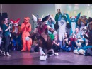 Rusfurence 2016 - Fursuit Dance Competition Winner - Nismo