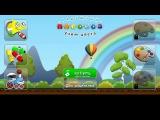 Радужный паровоз Учим цвета Видео для детей Learn color