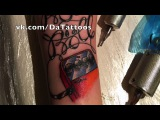 SonOfRockNRoll Моя первая татуировка с 2011года.