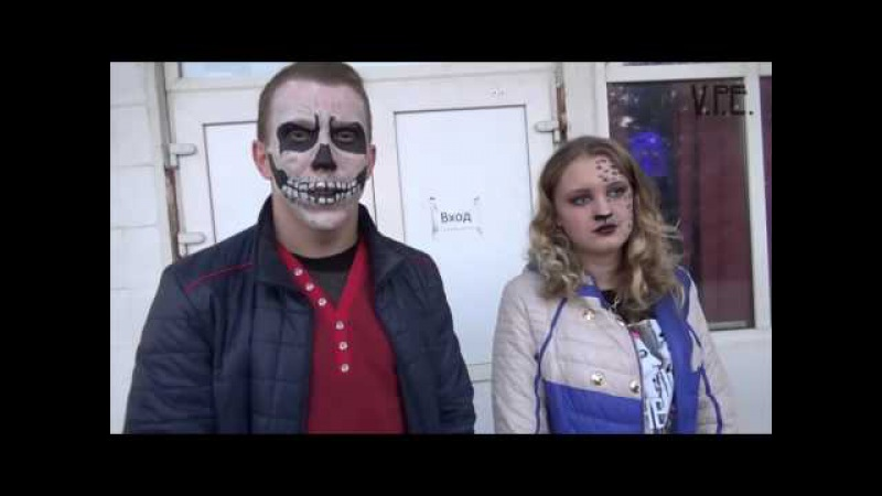 VPE Special | Pervomaisk, LPR. Halloween after year of nightmare | Eng Subs