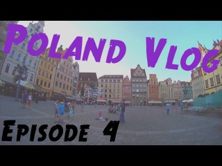 Poland Vlog   Episode 4   Exploring the City - Churches, Bridges and Gnomes