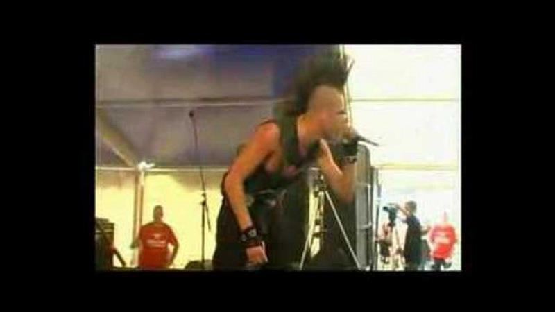 Disturbance live @ Force Attack 2005 - No Enemy