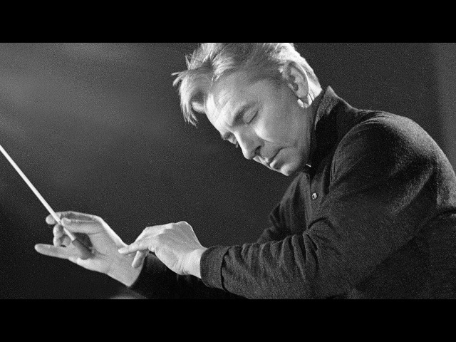 Dvořák Symphony No 9 From the New World Karajan · Berliner Philharmoniker