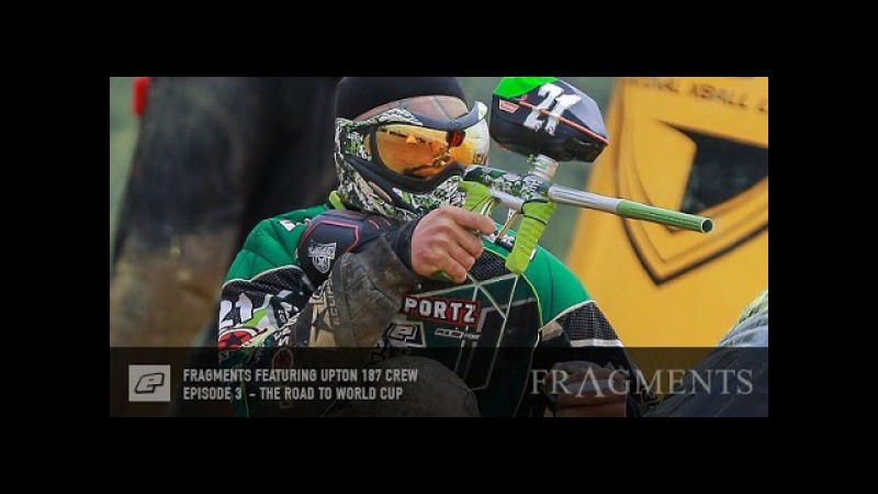 Fragments Paintball Web Series-Episode 03 w/ 187 Crew from Eclipse