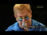 Elton John - Can you feel the love tonight (Live In Seoul 2004 HD)