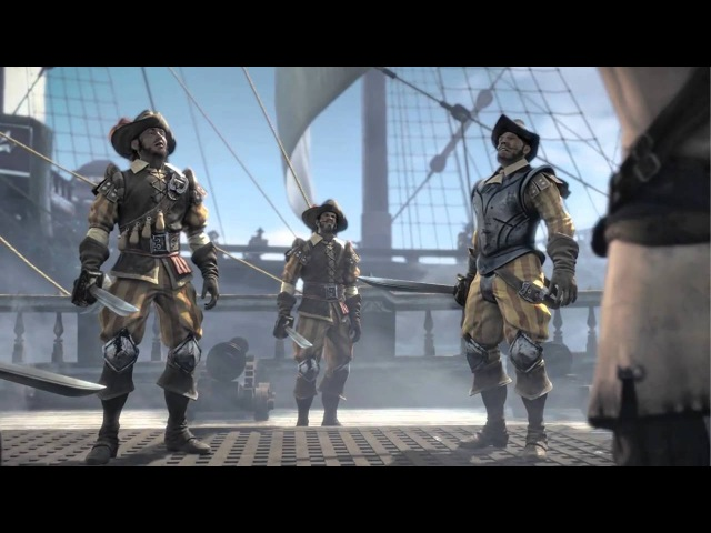 Пираты Карибского Моря Армада Проклятых