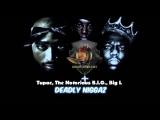 2pac - Deadly Niggaz Ft. Notorious B.I.G, Big L ( Dj ThugCent Remix )