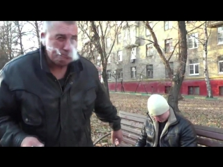 One day of russian satanic skinhead