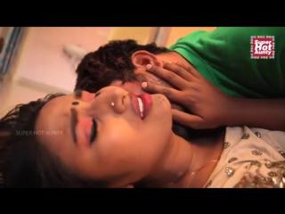 Bhabhi hot kissing scene of indian south movie