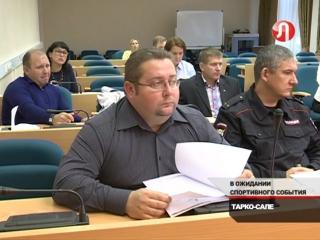 В Тарко-Сале пройдет Всероссийский турнир по греко-римской борьбе.