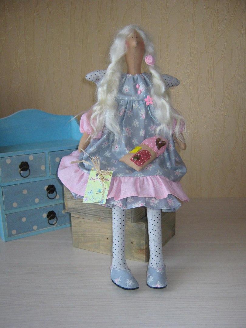 куклы своими руками тильда