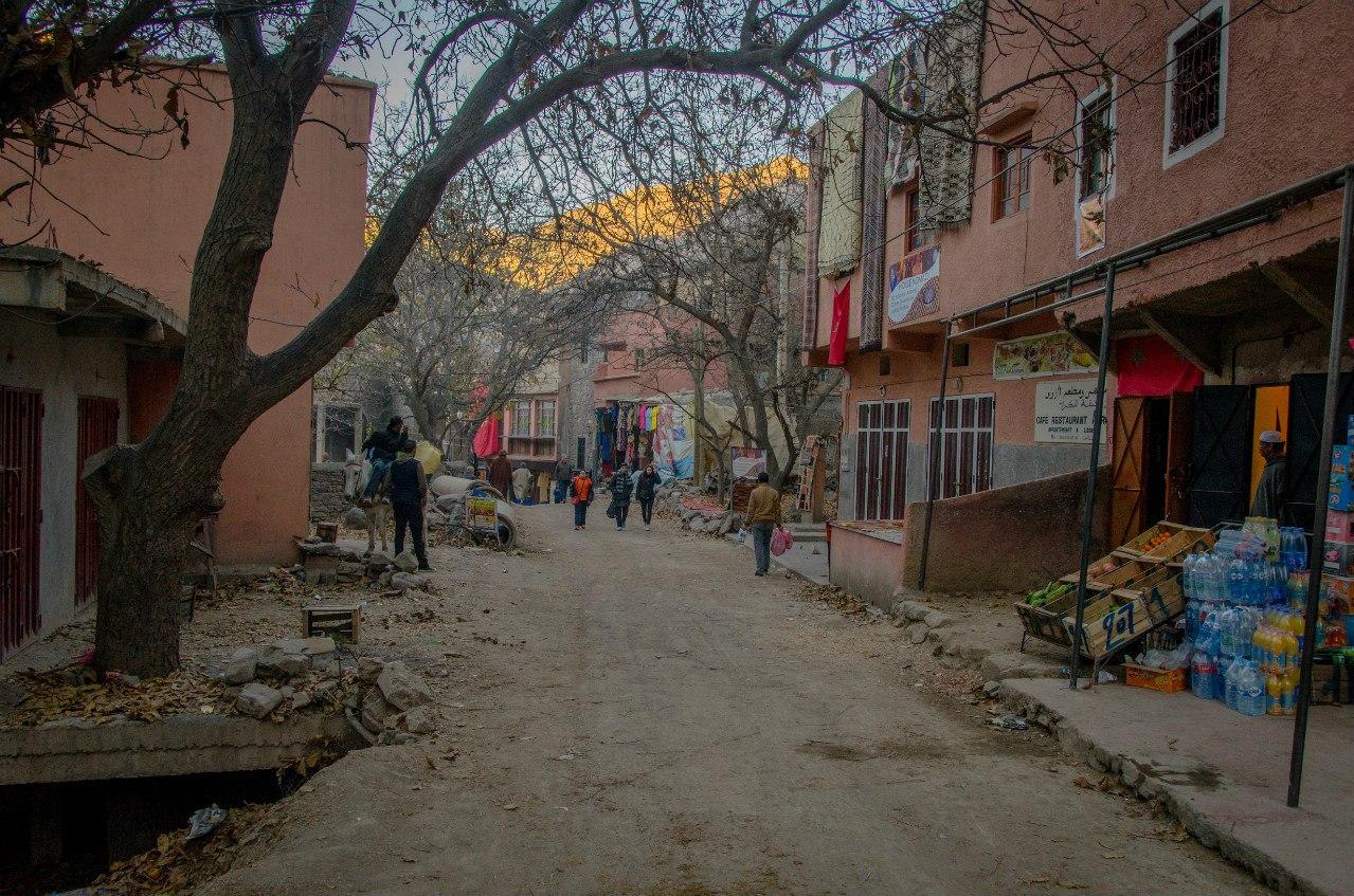 Деревня Имлиль