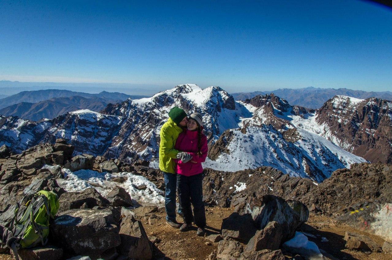 Гора Тубкаль восхождение