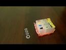 Перезаправляемые картриджи HP 655