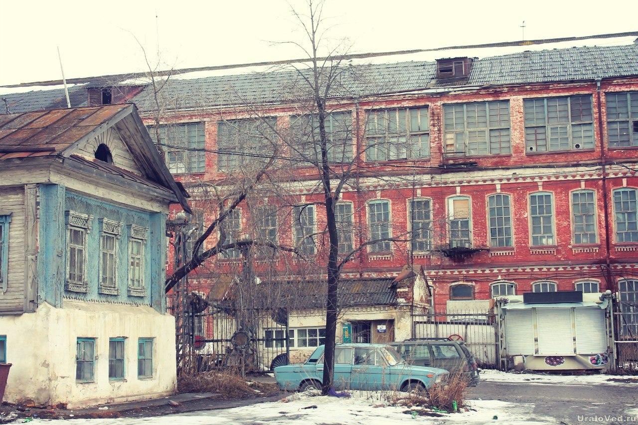 Суконная фабрика
