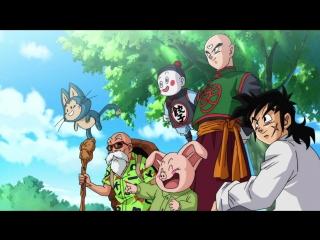 [NC OP Ver. 2] Dragon Ball Super | Драконий жемчуг: Супер (creditless - без титров)