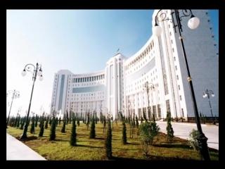 Ашхабад Лучший город на Земле