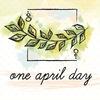 ● ONE APRIL DAY ● Блокноты ручной работы, Минск