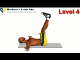 8 Min Abs Workout - level 4