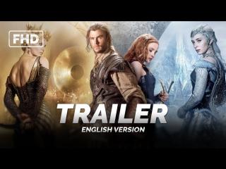 ENG | Трейлер №3: «Белоснежка и Охотник 2 / The Huntsman» 2016